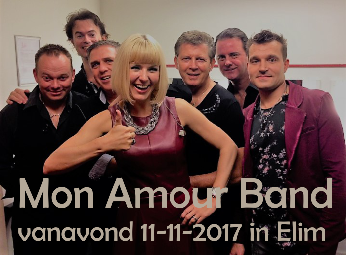 Mon Amour Band Elim