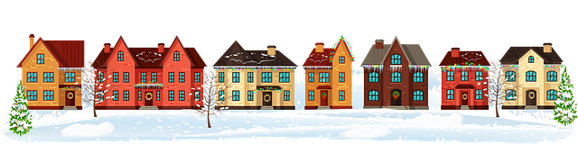 winter village 4567947 640