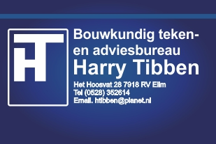 Tekenbureau Harry Tibben